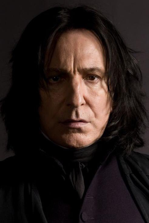 January 9: Happy Birthday, Severus Snape! A hero in the wizarding world, and a man who sacrificed so much.