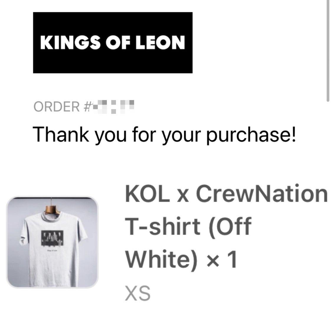 Wish me luck☘️I wanna help🙌🏼💪🏼#Crewnation and also catch 😎#TheBandit @KingsOfLeon @barkingironsny #KOL8