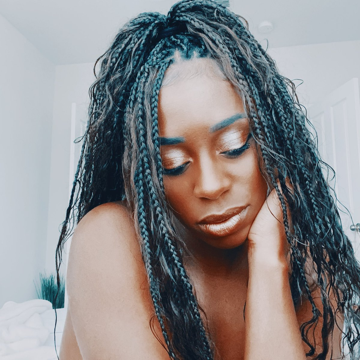 Replying to @NaomiWWE: Just thinking...about what's next