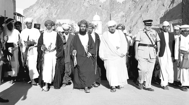 قصة محبة مع السلطان الراحل قابوس بن سعيد جريدة عمان