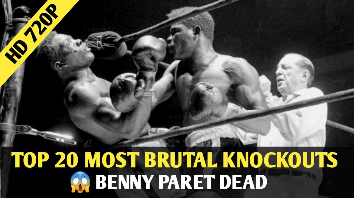 Top 20 Brutal Boxing Knockouts 720P HD   #boxing #DeadOrAlive #knockout #Knockouts