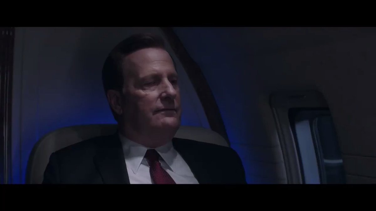 I cut this scene from the final version of #TheComeyRule b/c I thought it was too nakedly political. Now I wish I had left it in.  It takes place on the @FBI plane as @Comey returns from LA after being fired by the guy who used to be President Trump.  Enjoy!  @SHOWTIME