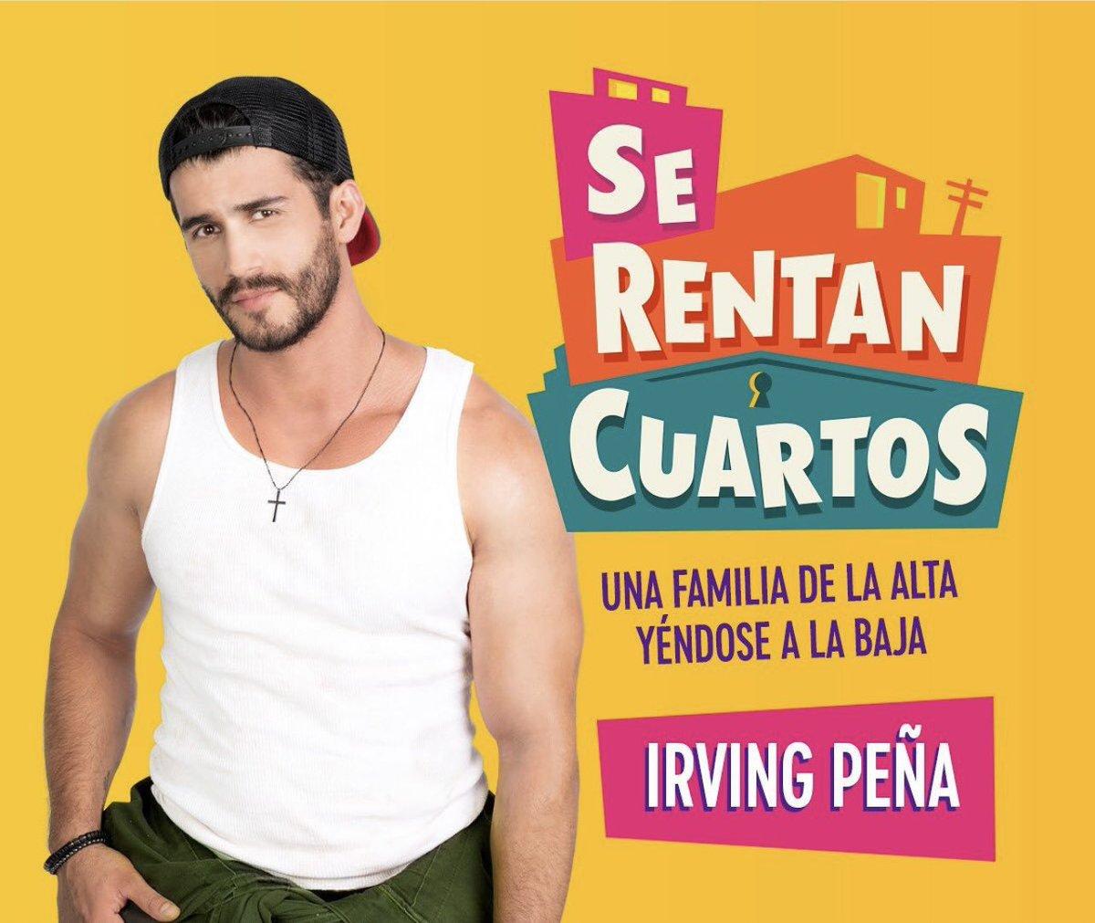 👩❤️👨 Romance, mucha comedia y una familia que termina en bancarrota... 💸  📺 En #SeRentanCuartos encontrarás todo eso y más  Solo por @ComedyCentralLA https://t.co/69u0ApGRho