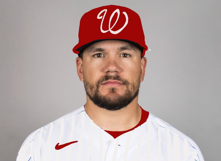 Schwarber's headed to D.C. and we have an exclusive look: