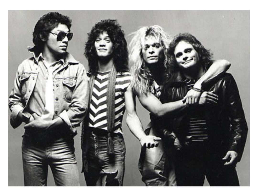 @GregRenoff There can only be one. #TheMightyVanHalen
