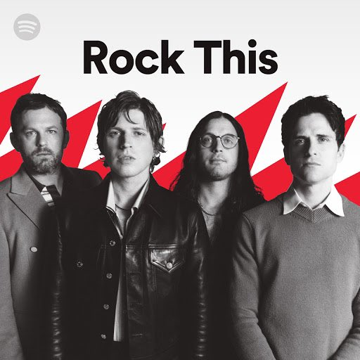The Bandit x @Spotify #RockThis #KOL8