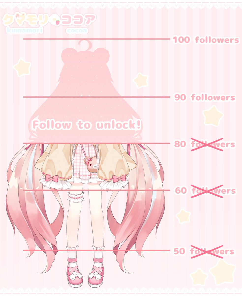 NEXT ON THE LIST: my oversized sleeves and my bear bag! do you think its real? who knows, it could be the carcass of my enemy im carrying as a trophy (*ΦωΦ*)  #Vtuber #ENVtuber #streamys #VtuberEN