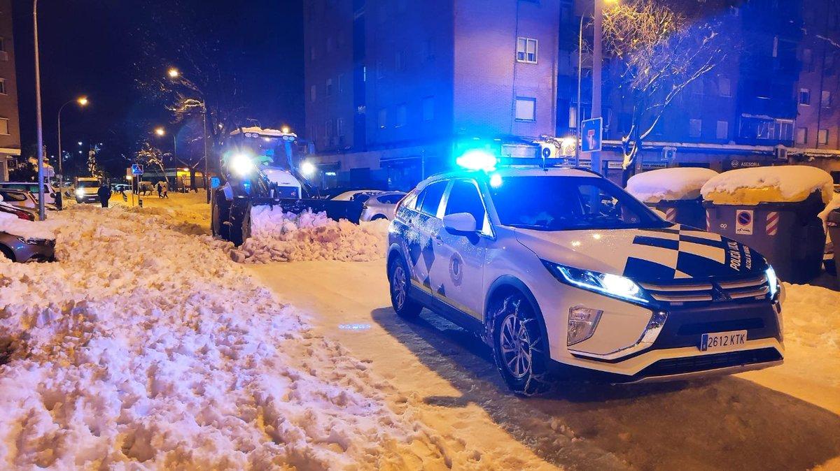 Foto cedida por Policía de Alcalá