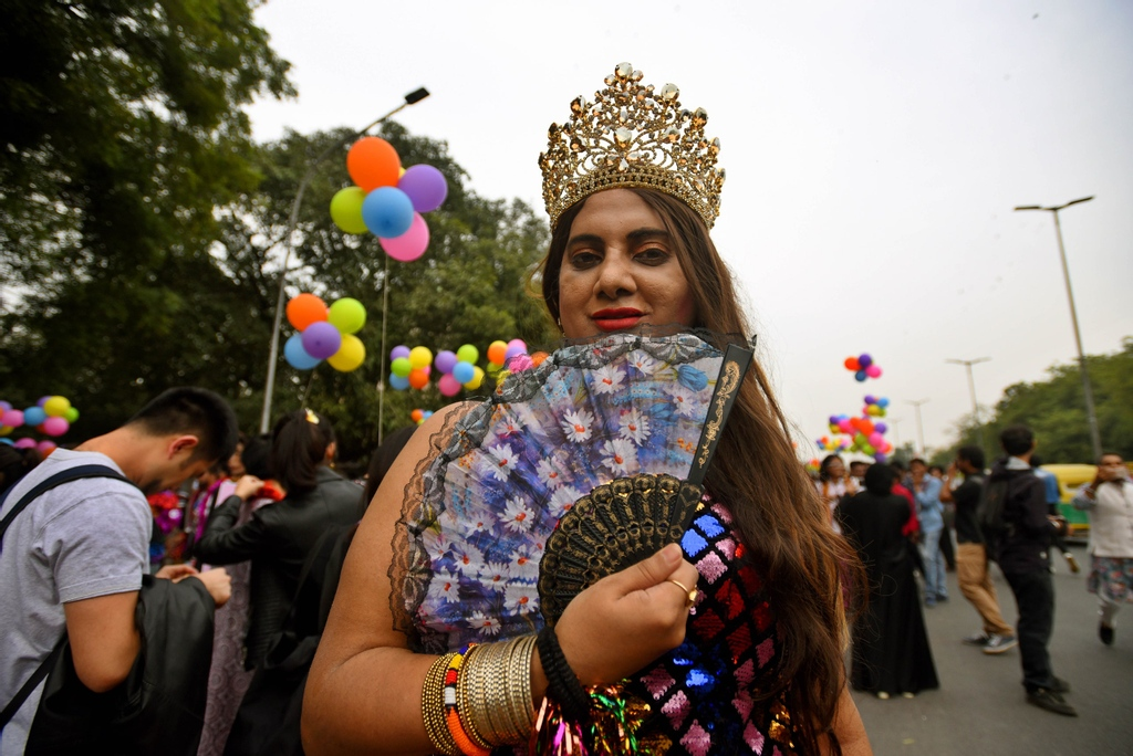 Two #Trans women were elected in local village elections in India, making history: https://t.co/FFFbUbFeNW https://t.co/uwAgZMzKPS