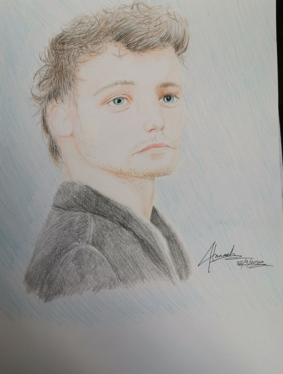 @Louis_Tomlinson Louis I drew this pic of you!