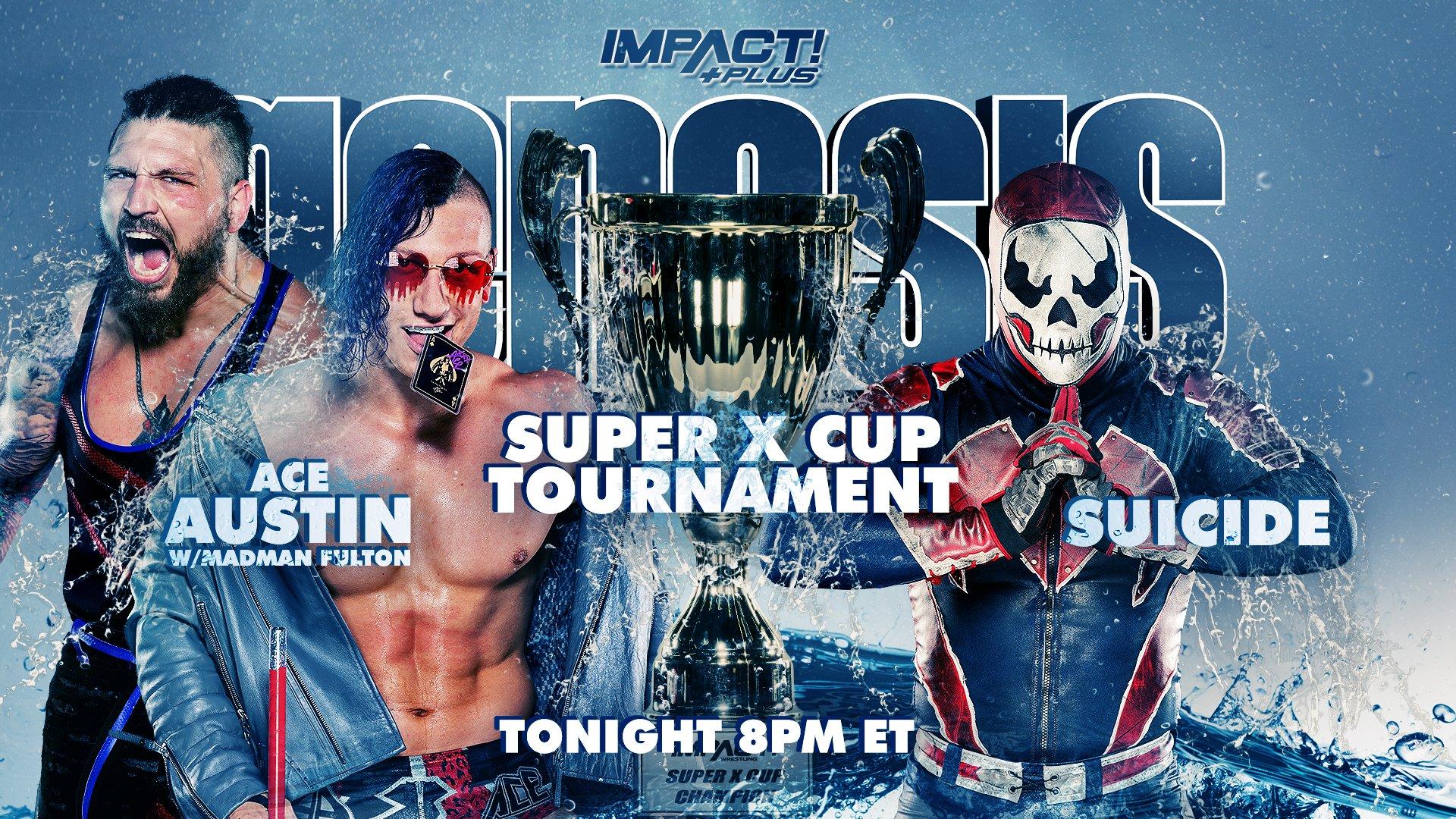 IMPACT Wrestling Genesis Preview