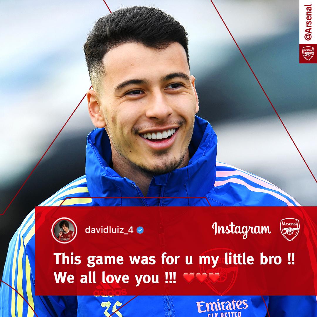 Love that, @DavidLuiz_4 👏  #EmiratesFACup