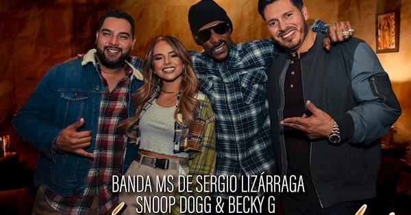 Continuamos el sábado a pura fiesta 🥳 ¡Dale play a #QueMaldicionRemix, de @BANDA_MS, @SnoopDogg y @IAmBeckyG!https://t.co/A37ZVV5ein https://t.co/aYZzs10QNK