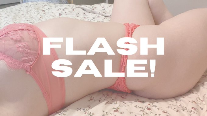 🚨FLASH SALE🚨  I'm retiring some of my old clips to make way for a better produced repertoire, which means