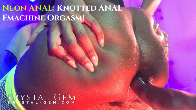 """Check out my hot video """"Neon ANAL: Knotted ANAL Fmachine Orgasm FULL VIDEO"""" on @ap_clips : https://t"""