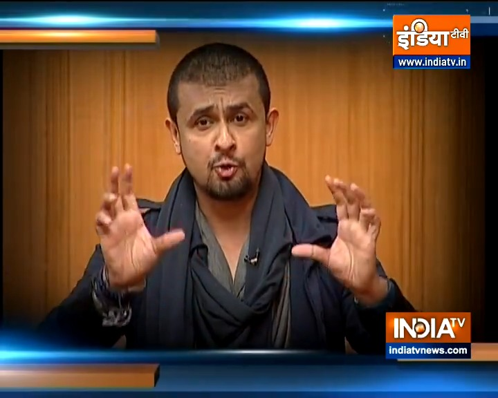 Sonu Nigam  creates an emotional aura, sings 'Kal Ho Na Ho', in #AapKiAdalat  #SonuNigamInAapKIAdalat |  Watch full episode at 10AM @indiatvnews @SonuNigamForum