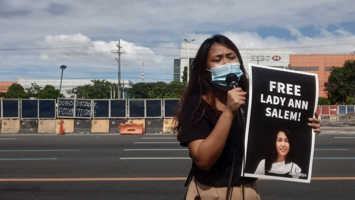The arrest of Lady Ann Salen is indifferent from the ongoing attacks against independent and alternative media outfits, affirmed by Sarah De Leon of Manila Today.