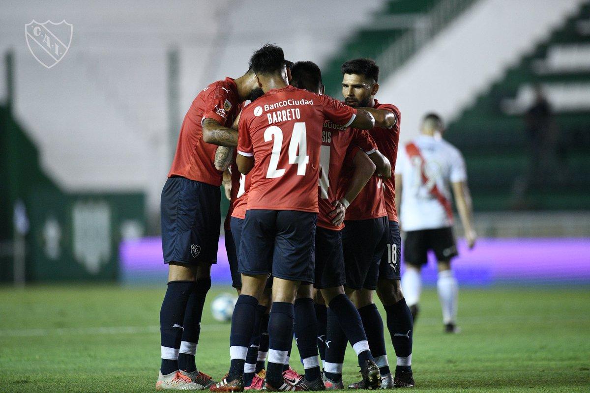 @Independiente's photo on Rojo