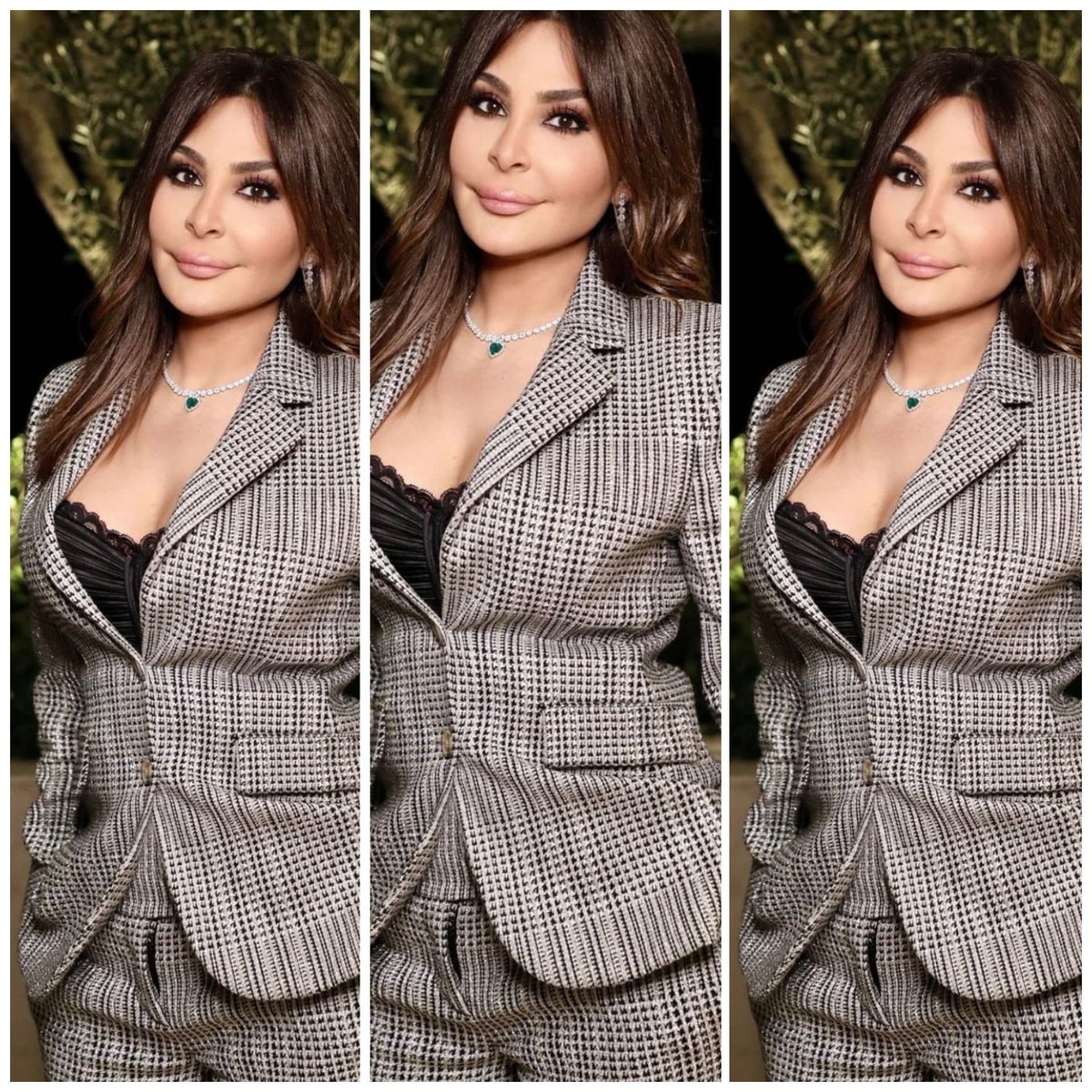 Replying to @BrahimElissian: The Gorgeous @elissakh 🖤