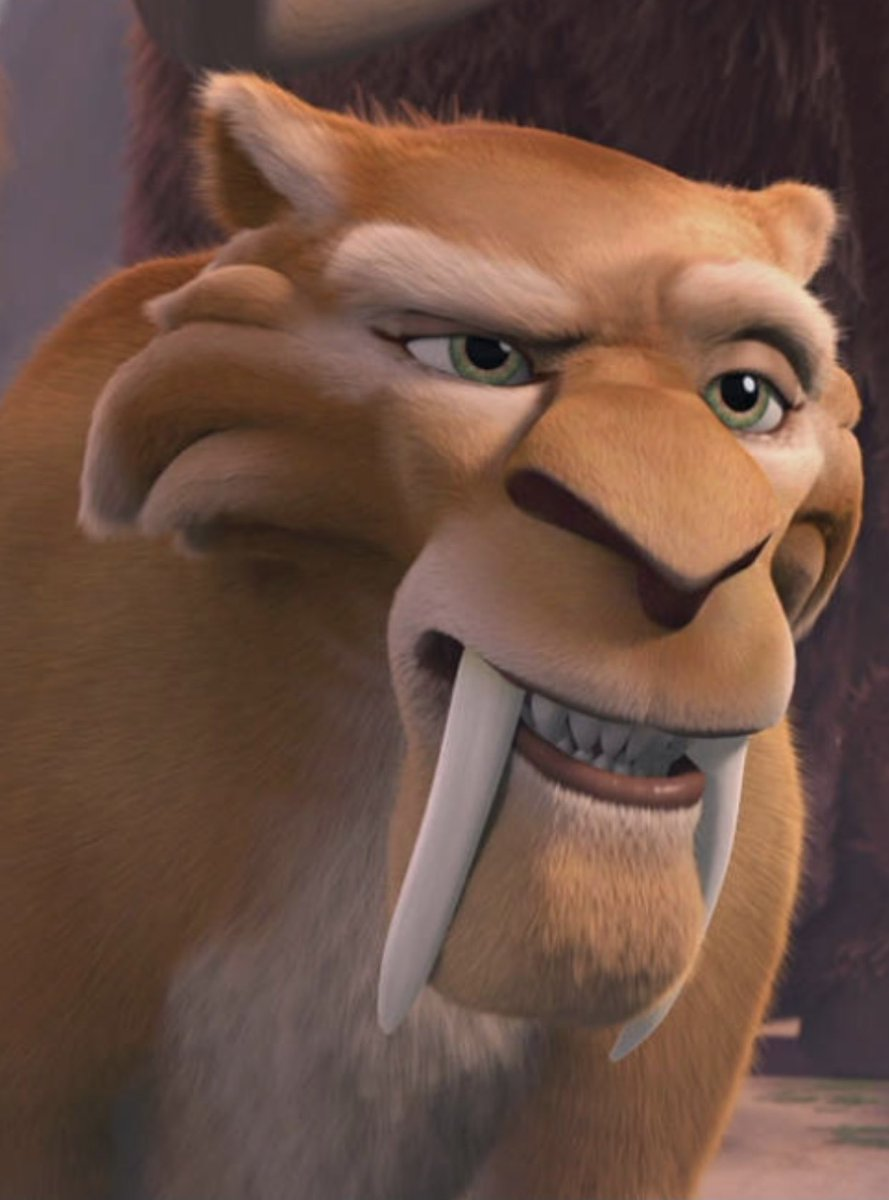 ok but am I the only one who thinks @desharrington looks like Diego from ice age??? #dexter #iceage #joeyquinn #diego