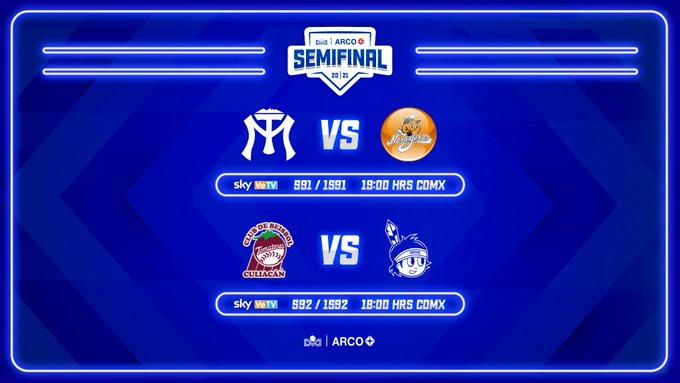 Semifinales LMP 2020-2021