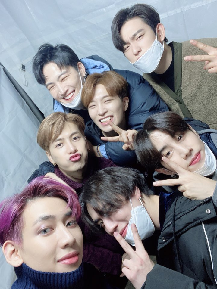 The past 7 years have been the best years of my life. Nothing is coming to an end, just the beginning. The seven of us are going to continue to bring you guys the best version of us till the end. #GOT7FOREVER