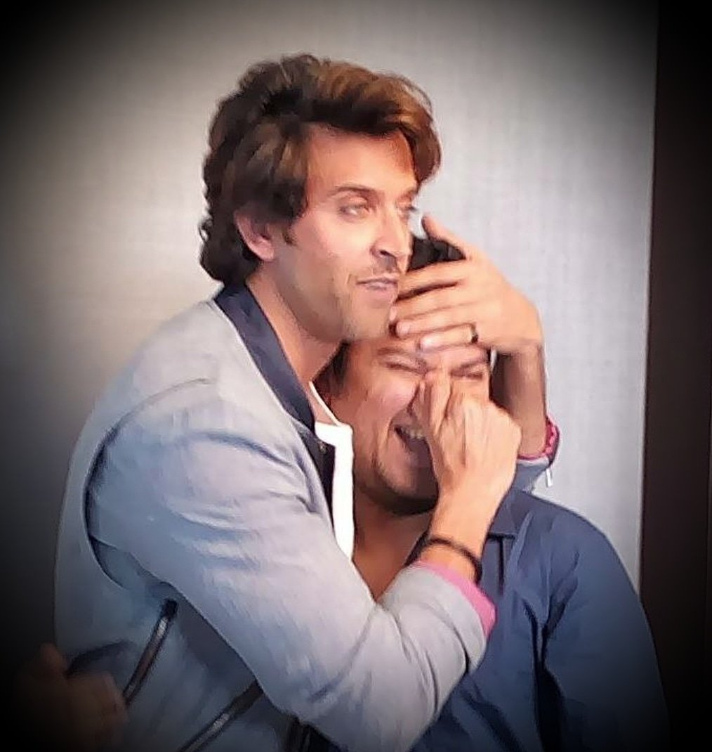 Happy Birthday @iHrithik Have a wonderful year ahead, with good health and happiness always. Keep inspiring with your dedication and body of work. ❣🎂🥂 #HappyBirthdayHrithikRoshan