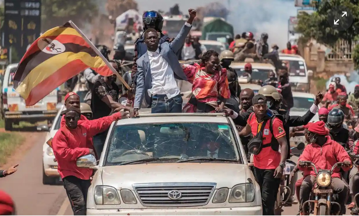 Bobi Wine Photo,Bobi Wine Twitter Trend : Most Popular Tweets