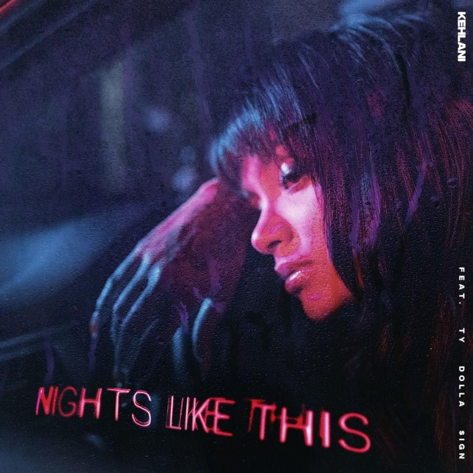 """2 years ago today, @Kehlani released """"Nights Like This"""" featuring @TyDollaSign.  The song served as the lead single from 'While We Wait' and reached the Top 40 in several countries, including the UK. It's Platinum-certified in the US and has been streamed over 400 MILLION times."""