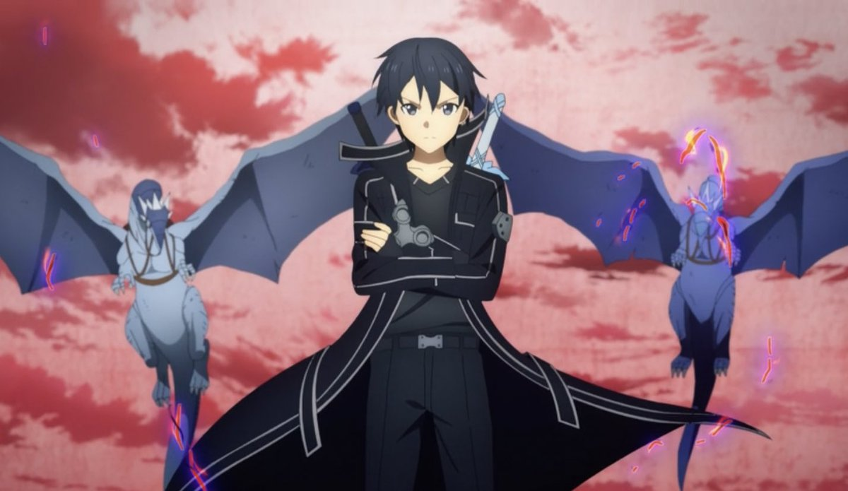 Respecting the legend  #SwordArtOnline