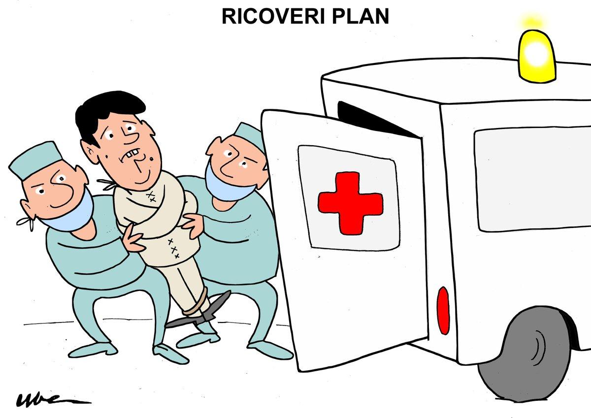 IL BLOG DI UBER: RICOVERI PLAN  #Conte #Renzi #RecoveryPlan