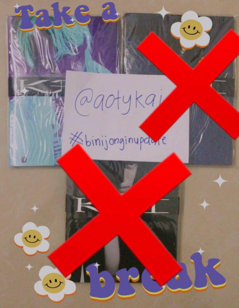 HELP RT/MY 🇲🇾  WTS SEALED KAI 1ST MINI ALBUM 💿   Photobook version: Z ✅ free z ver poster  💵RM 70  🚚 RM 9 WM / RM 12 EM 🎁 a lot freebies given  Check #binijonginfeedback  #binijonginupdate