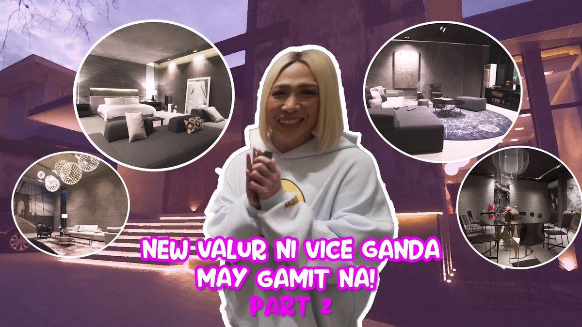 NEW VALURS NI VICE GANDA, MAY GAMIT NA (PART 2)