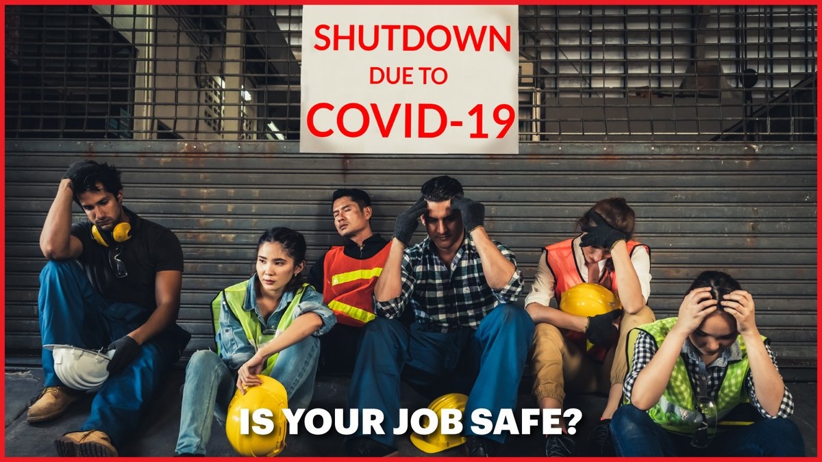 Will your job be safe in 2021?  Click  to read what our expert says.  #MagazinePromo