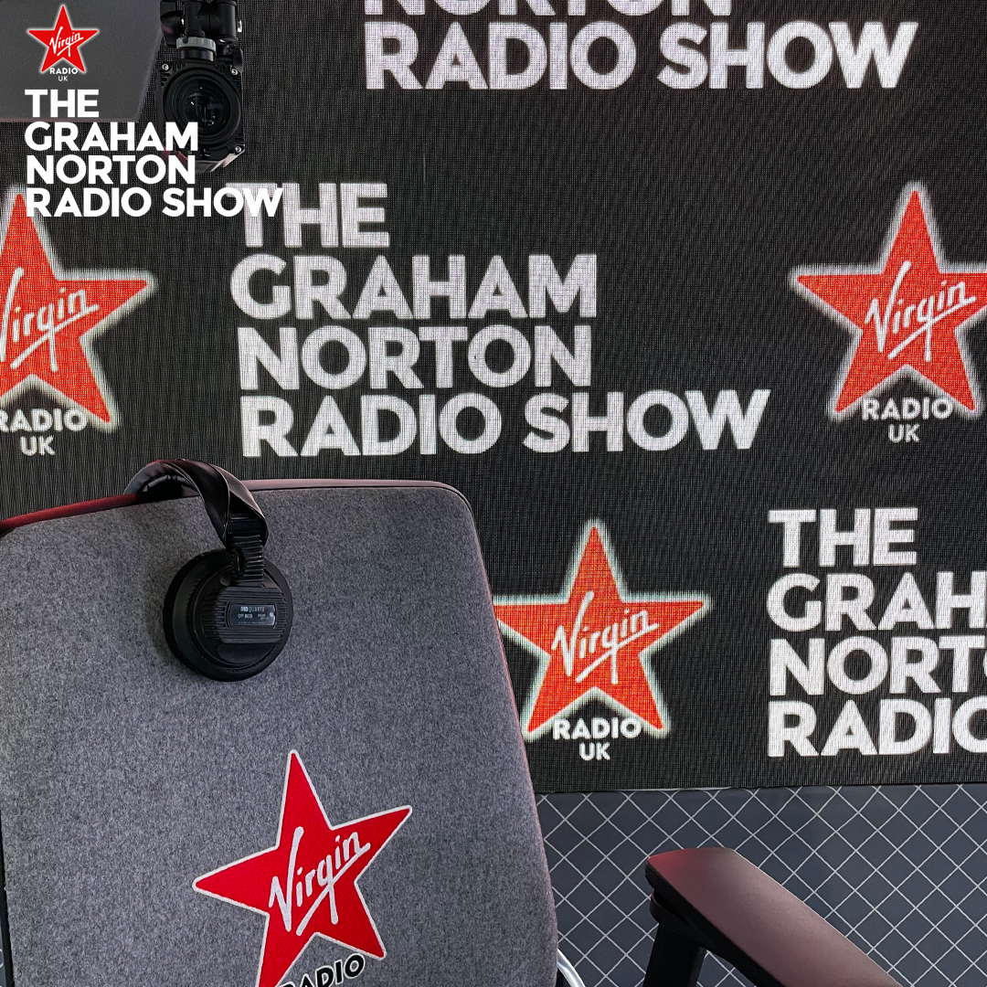 Morning!   #TheGrahamNortonRadioShow isn't just for Saturdays anymore! Let @grahnort know how you're spending your Sunday!