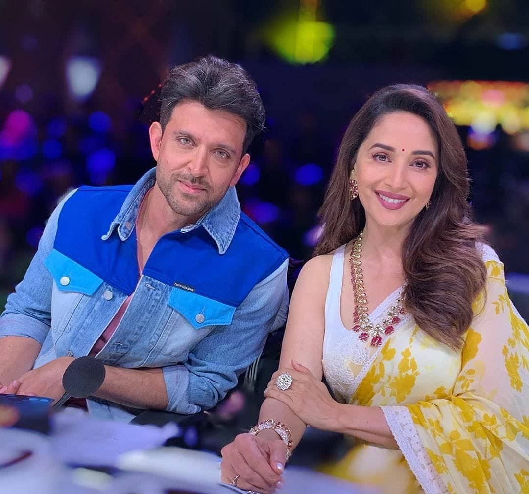 Happy birthday, @iHrithik 🎉 Wishing you a lot of success, happiness & joy this year. May you keep shining bright with your exceptional energy & talent. Have a good one 🤗❤️