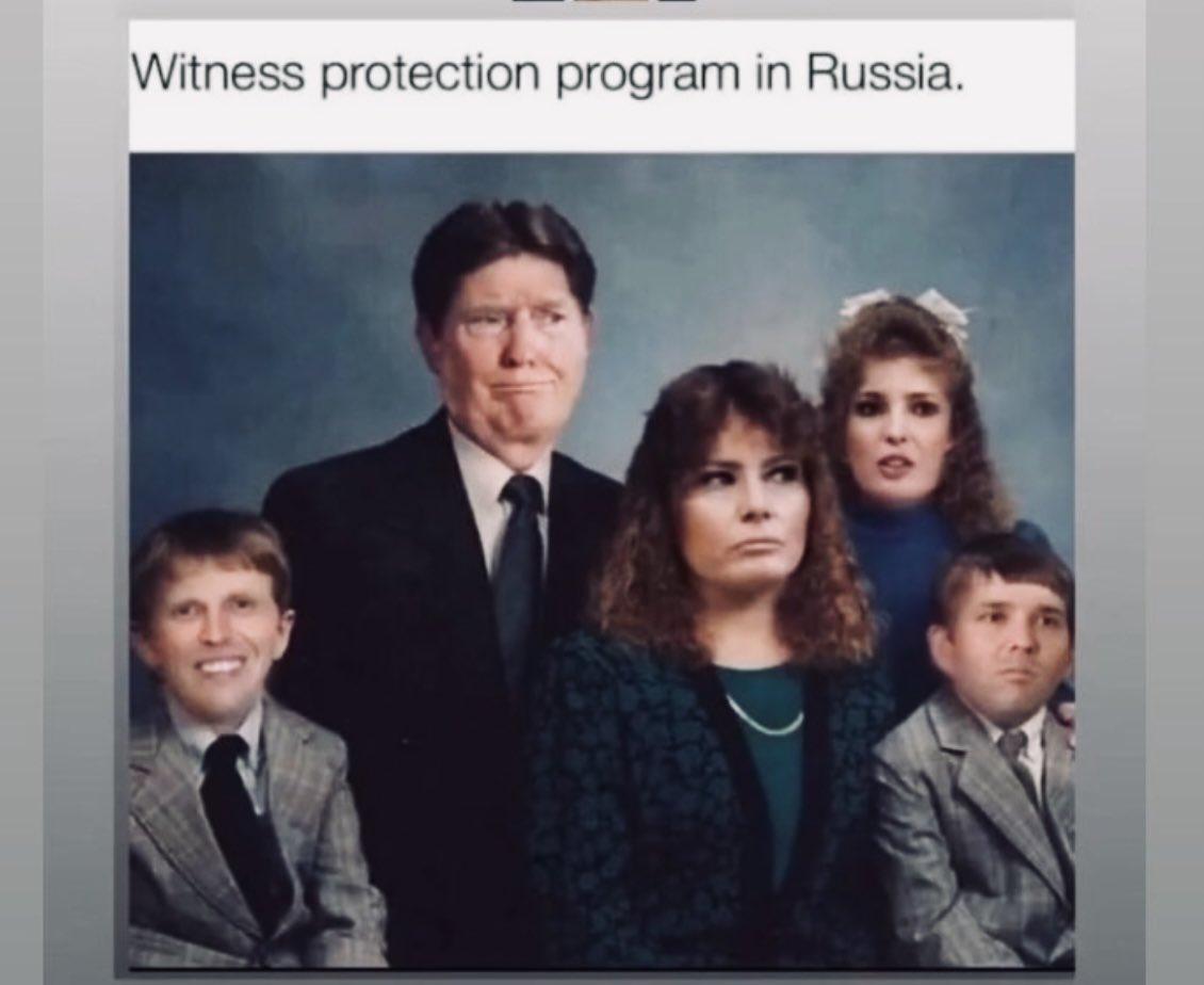 First look of the #trumpfamily!!! #DonaldTrump #DonaldTrumpJr @IvankaTrump @DonaldJTrumpJr #MelaniaTrump #russia #vladimirputin #putin