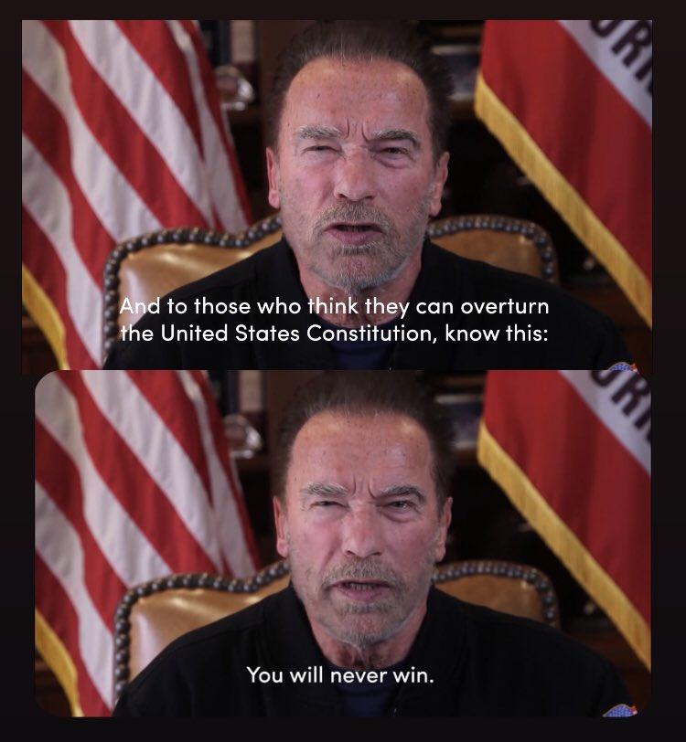@Schwarzenegger