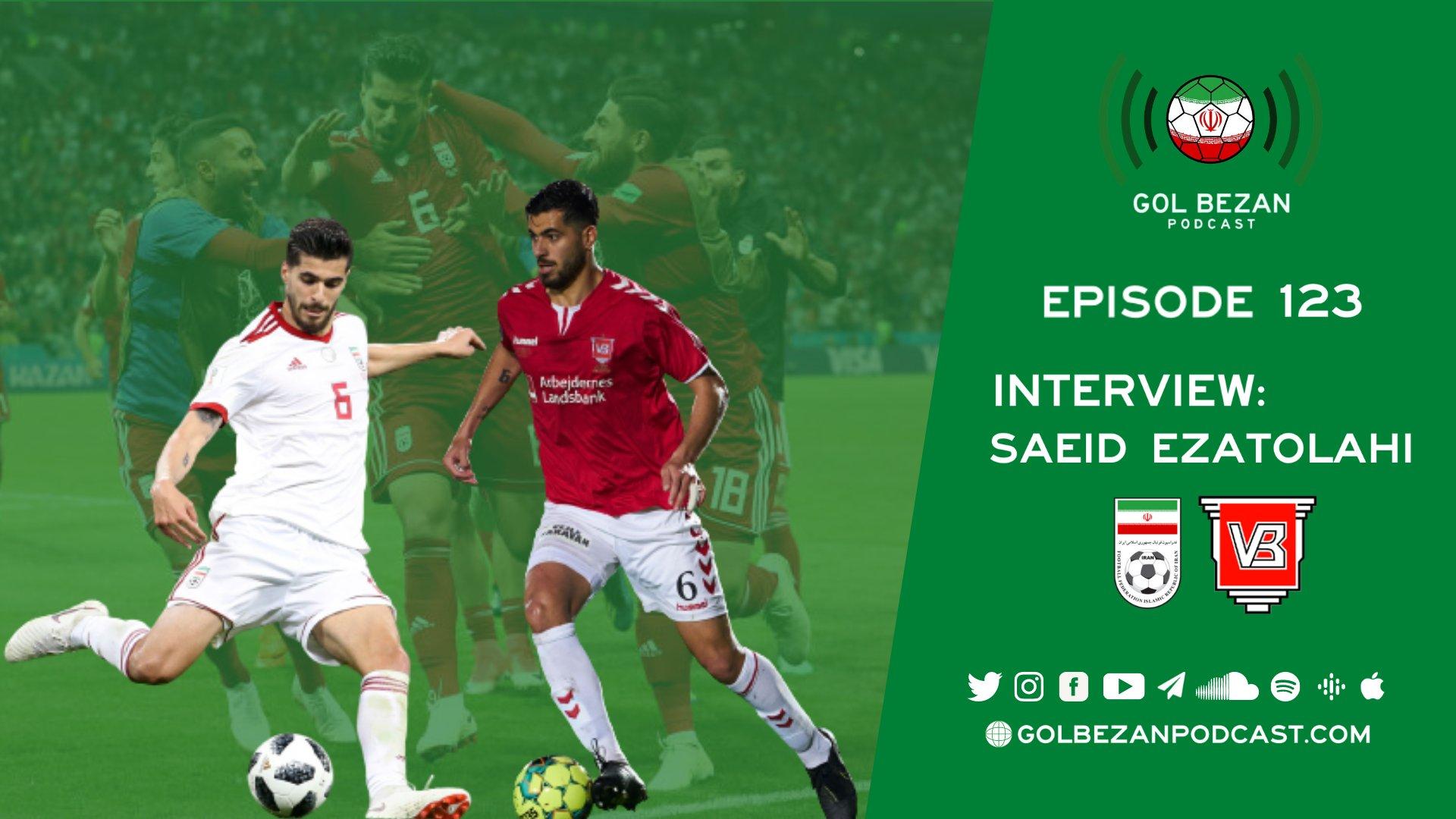 Interview Saeid Ezatolahi