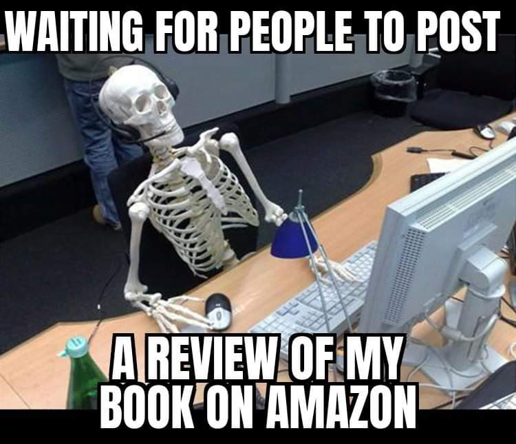 Meanwhile, the Authors... #BookReview #reviews 🤣