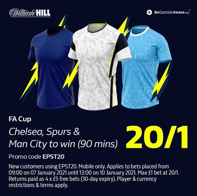 William Hill Price Boost