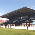 Good luck to Marine in their cup tie this afternoon against Spurs ... an early FWP stand will be put to good use 👍  @marineafc @spursofficial @fcbusiness @bbcsport #football #facup3rdround