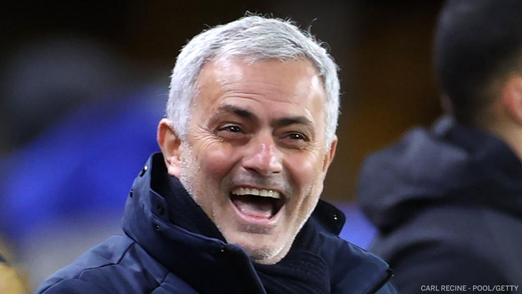 Marine FC raffled off more than 20,000 virtual tickets for today's game and will give the winner a chance to manage them in a preseason friendly.  Jose Mourinho has bought a ticket 😂 https://t.co/rkrk1WWELm