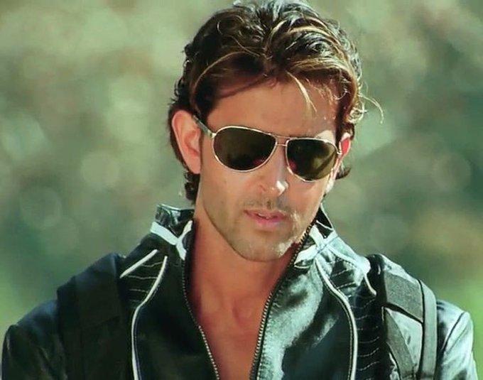 I\m biggest fan of yours... happy Birthday Hrithik Roshan..