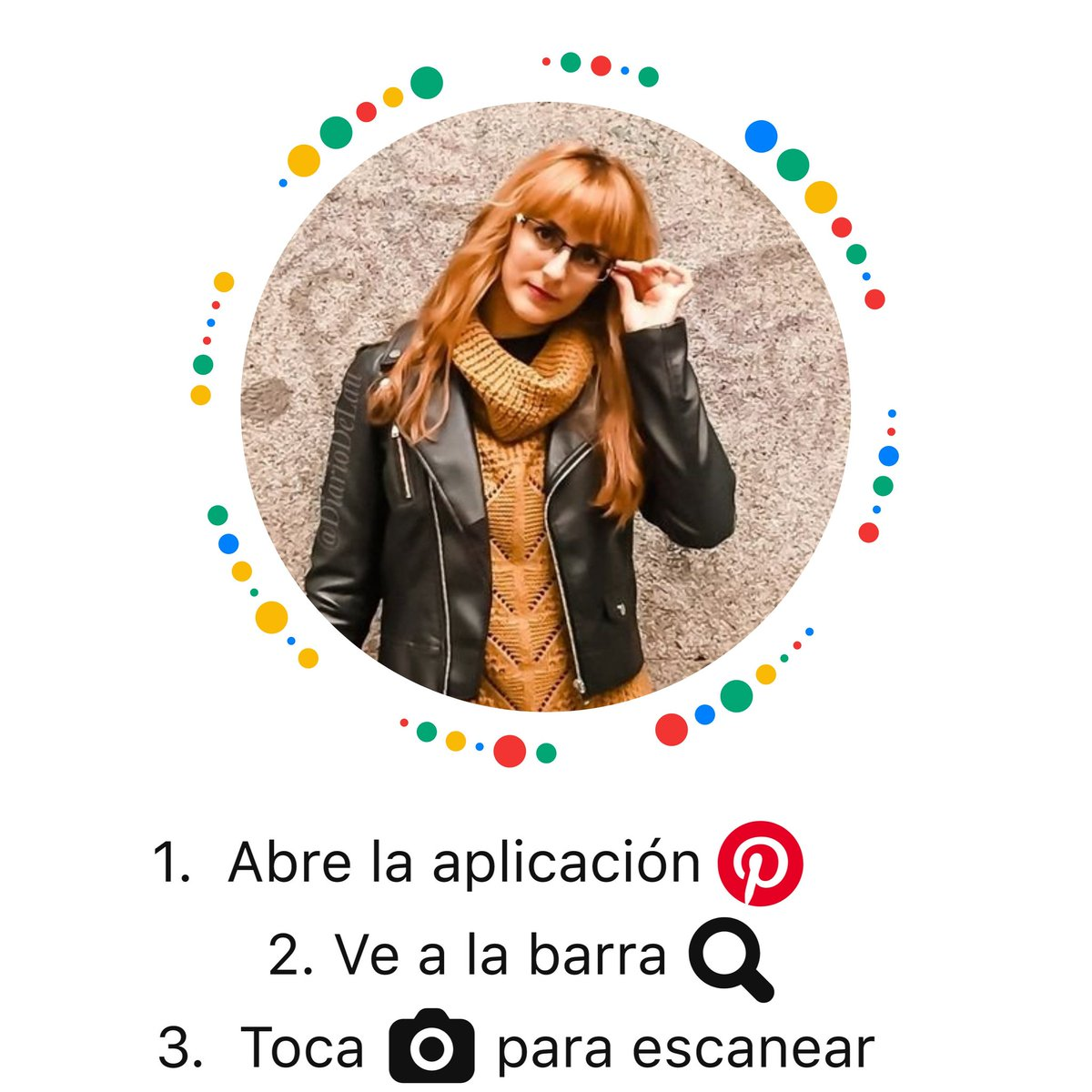 Me hice una cuenta en #Pinterest hace poco, si os apetece seguirme, podéis escanear este código. 😉 . . #Madrid #FelizDomingo #SundayThoughts #HappySunday #spain #Spanish #photooftheday #DomingoDeGanarSeguidores #domingo #follobackforfolloback #Instagram