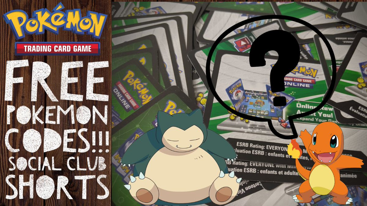 FREE POKEMON CODES!!! Check out our new #shorts video right now on our channel to get some #Pokemon code cards!  #pokemon #PokemonTCG #PTCGO #giveaway #free #PokemonSwordShield #codecards #codes #online #PokemonGO #freestuff