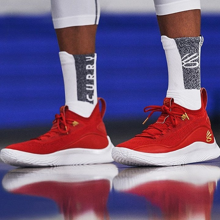 """🚨⚡🚨 __ Year of the Ox.Steph made his first trip to China in 2013 and has returned nearly every summer since. Celebrate the Lunar New Year in the #Curry8 """"CNY"""""""