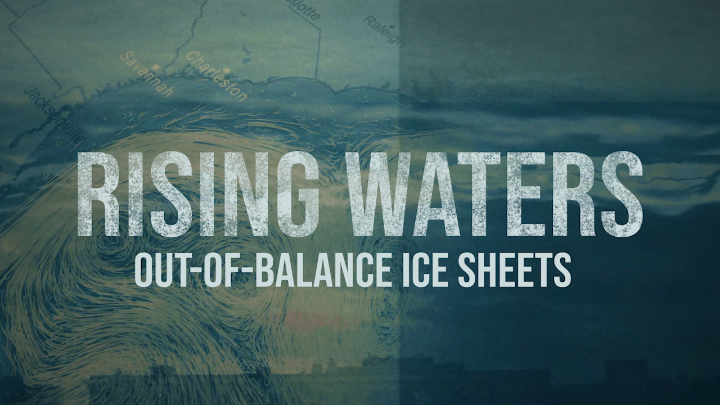 About two-thirds of global sea level rise comes from melting glaciers and ice sheets - the vast expanses of ice that cover Antarctica and Greenland. For this #SeeingTheSeas Sunday, take a closer look at how increasing temperatures are melting Earth's ice.