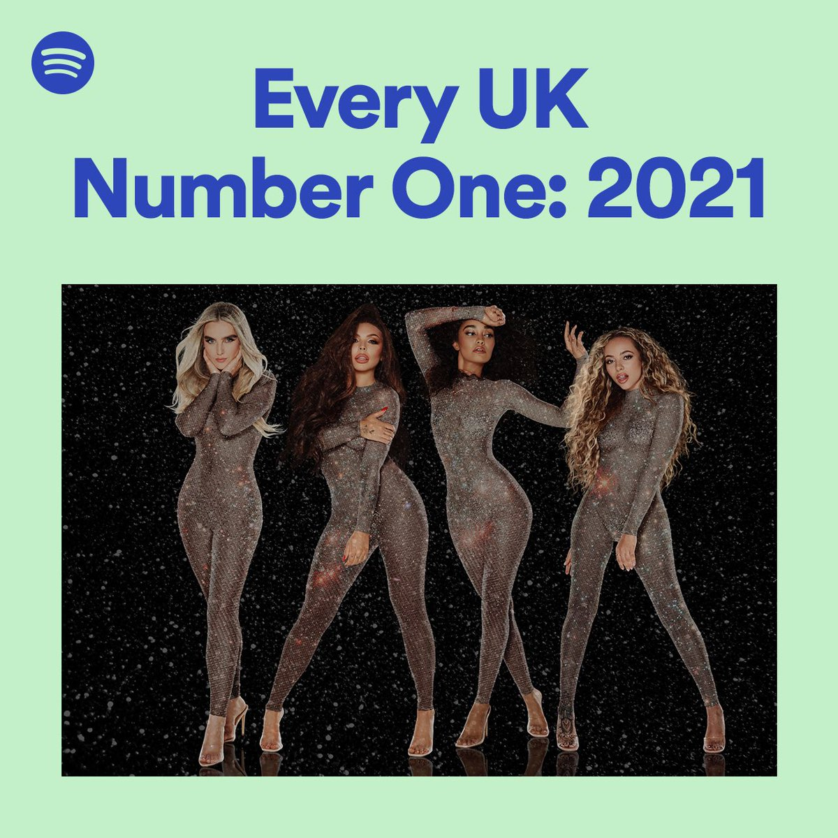Thank you everyone who streamed and bought Sweet Melody last week 🔥. You can now listen to it on the Every UK Number One playlist @SpotifyUK