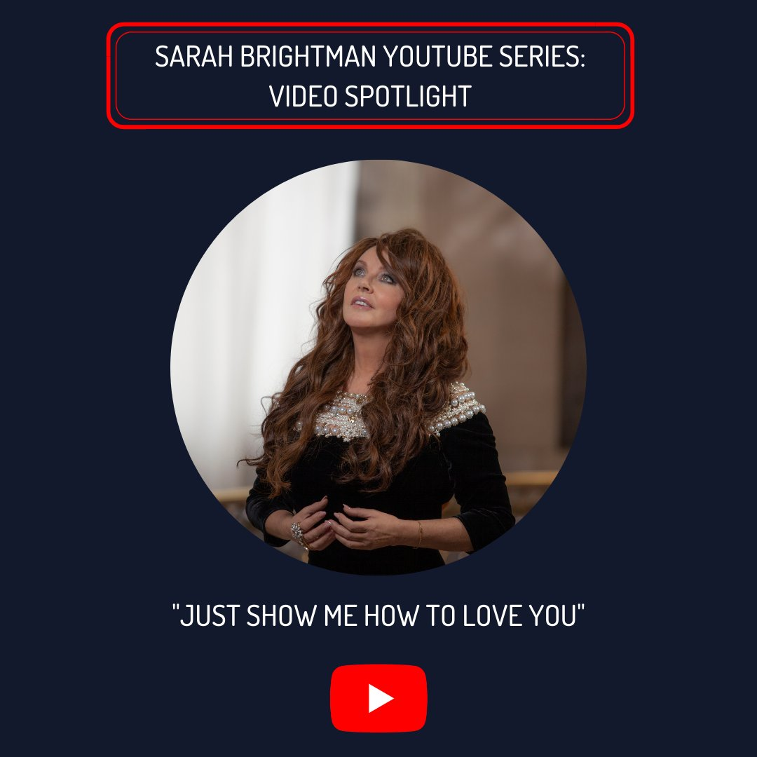"""NEW YouTube Series:  Video Spotlight of the Week - """"Just Show Me How to Love You""""  Watch here: https://t.co/sz641WN0ip  Click here to purchase 'FRANCE': https://t.co/hEJglnHgXf https://t.co/EhsVWMIyDj"""